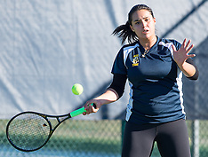 2017 A&T Women's Tennis vs Presbyterian