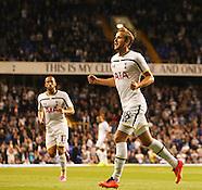 Tottenham Hotspur v AEL Limassol 280814
