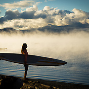 Title Nine Spring '19 in Lake Tahoe and Truckee, Ca.<br /> <br /> <br /> Images by Trevor Clark of CLARKBOURNE Creative.