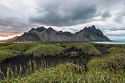 Taken in Southeast Iceland Stokksnes Vestrahorn