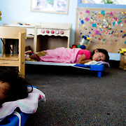 This Mountain View child care program run by the Neighborhood House Association is reviewed at least every three years through a federal program, but others may be inspected only once every five years.