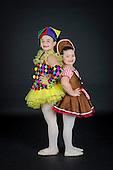 Andrea y Gabriela Rivera