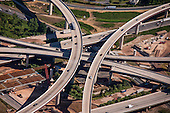 Aerial: Roads and Interchanges