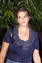 © London News Pictures. 26/06/2013. London, UK. Tracey Emin at  The Serpentine Gallery summer party, Kensington Gardens London UK, 26 June 2013, Photo credit: Richard Goldschmidt/LNP