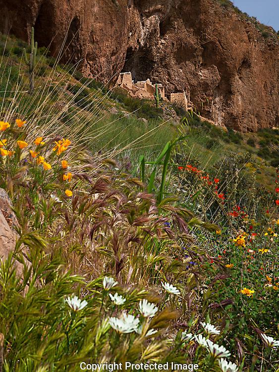 Tonto Upper Ruin, Tonto National Monument, AZ