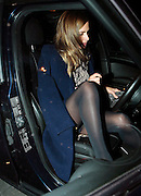 07.NOVEMBER.2013. LONDON<br /> <br /> (CODE -JG)<br /> TRINNY WOODALL FLASHES HER UNDERWEAR GETTING INTO A CAR AT SCOTTS RESTAURANT IN MAYFAIR, LONDON<br /> <br /> BYLINE: EDBIMAGEARCHIVE.CO.UK<br /> <br /> *THIS IMAGE IS STRICTLY FOR UK NEWSPAPERS AND MAGAZINES ONLY*<br /> *FOR WORLD WIDE SALES AND WEB USE PLEASE CONTACT EDBIMAGEARCHIVE - 0208 954 5968*