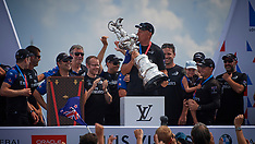 2017 Celebrations 35th Americas Cup