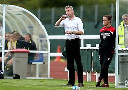 Willie Kirk manager of Bristol City Women - Mandatory by-line: Robbie Stephenson/JMP - 25/06/2016 - FOOTBALL - Stoke Gifford Stadium - Bristol, England - Bristol City Women v Oxford United Women - FA Women's Super League 2