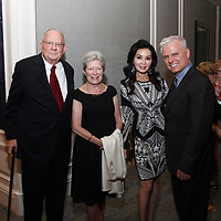 Ned and Sally Lemkemeier, Miran and David Halen