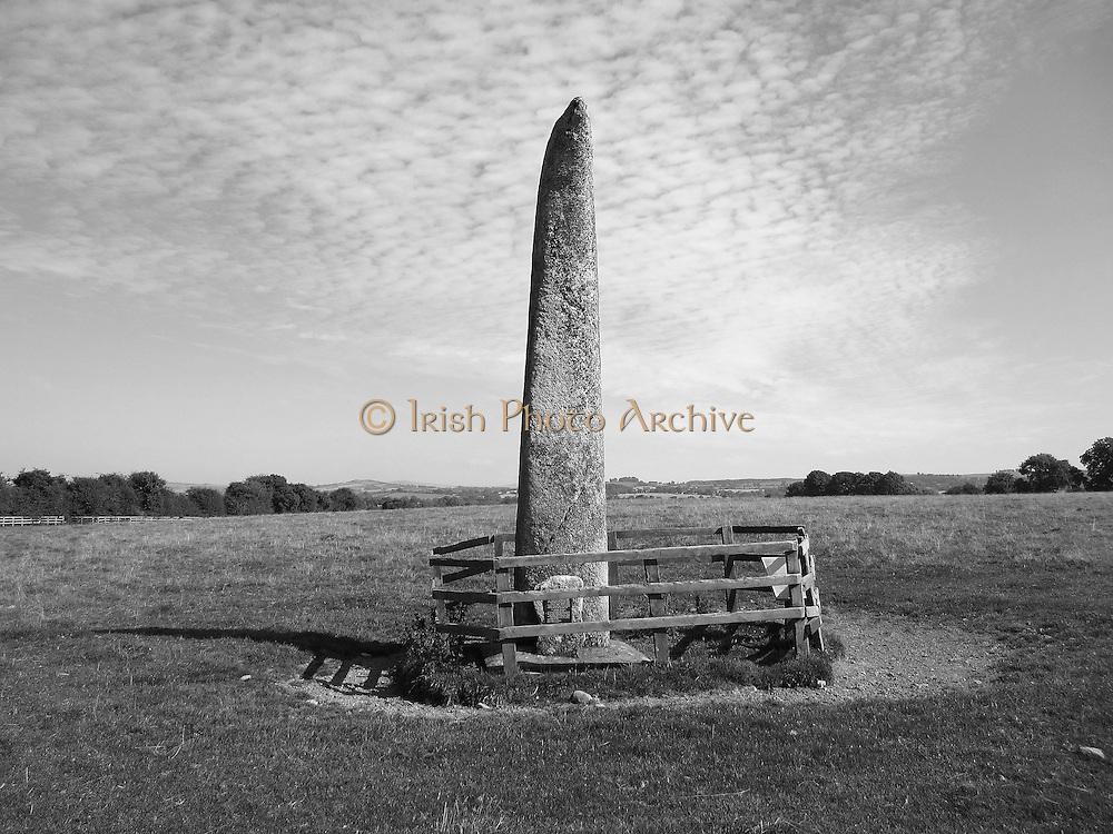 Punchestown Long Stone, Punchestown, Kildare, 2000 b.c  500 b.c,