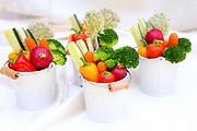 fresh Vegetable snacks