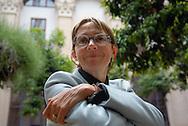 Roma, 29/05/2006: Susanna Tamaro alla Casa della Letteratura.