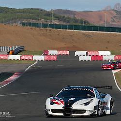 Blacpain 2012 Circuito de Navarra