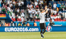 21.06.2016, Parc de Princes, Paris, FRA, UEFA Euro 2016, Nordirland vs Deutschland, Gruppe C, im Bild Bastian Schweinsteiger (GER) // X during Group C match between Nothern Ireland and Germany of the UEFA EURO 2016 France at the Parc de Princes in Paris, France on 2016/06/21. EXPA Pictures © 2016, PhotoCredit: EXPA/ JFK