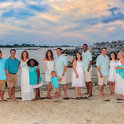 Paynter Family Beach Photos
