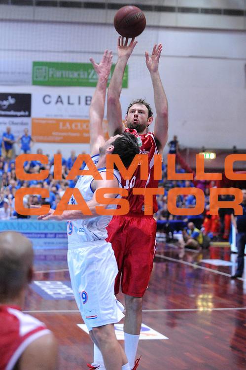 DESCRIZIONE : Brescia LegaDue 2012-13 Playoff Finale Gara3 Pistoia Centrale del Latte Brescia Giorgio Tesi Group Pistoia<br /> GIOCATORE : Giacomo Galanda<br /> CATEGORIA : Tiro<br /> SQUADRA : Giorgio Tesi Group Pistoia<br /> EVENTO : Campionato LegaDue  2012-2013<br /> GARA :  Centrale del Latte Brescia Giorgio Tesi Group Pistoia<br /> DATA : 16/06/2013<br /> SPORT : Pallacanestro<br /> AUTORE : Agenzia Ciamillo-Castoria/Max.Ceretti<br /> Galleria : LegaDue Basket 2012-2013<br /> Fotonotizia : Brescia LegaDue 2012-13 Playoff Finale Gara3 Centrale del Latte Brescia Giorgio Tesi Group Pistoia<br /> Predefinita :
