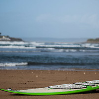 Bantham Kite Surfers