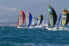 2015  ISAf SWC | 49er | day 2