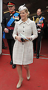 Picture shows TRH The Earl &amp; Countess of Wessex at the Army Reception<br /> The Queen and The Duke of Edinburgh today attended the Armed Forces Parade &amp; Muster at Windsor. <br /> More than 2,500 troops paraded before The Queen and The Duke of Edinburgh. Sailors, soldiers and Royal Air Force personnel from nearly all areas of the Armed Forces were reperesented in the main body of the parade, together with a tri-Service Guard of Honour for Her Majesty, and six military bands. <br /> The route passed through the Quadrangle  of Windsor Castle, down through the town of Windsor along Castle Hill, Thames Street and Datchet Road, and into Home Park via Town Gate.<br /> <br /> 19th May 2012.<br /> Picture by Trooper Mark Larner, RY.