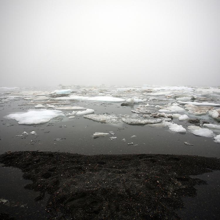 BARROW, ALASKA - 2008: