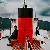 For Scotland ~ Nicola & Stuart's Urquhart Castle, Loch Ness, Scotland Wedding