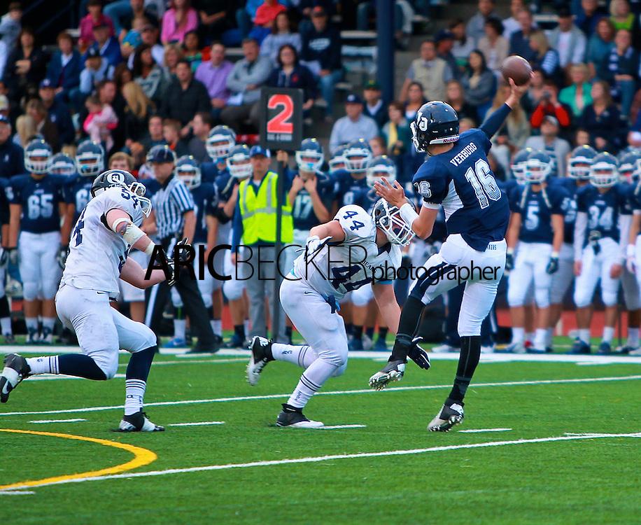Olympia High School opened up there season traveling to Portland, Or to play Lake Oswego. Lake Oswego 7 - Olympia 6.