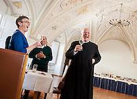 Abt Thomas - Amseinführung