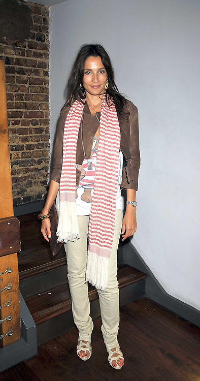 ASTRID MUNOZ at a party and screening of Jonathan Kelsey & Sara Dunlop's short film 'High' held at Soho House, Old Compton Street, London on 15th July 2009.