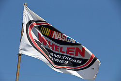 STOCKTON, CA - MAY 4: General view of a NASCAR Whelen All-American Series flag during practice for the NASCAR K&N Pro Series West G-Oil 150 at the Stockton 99 Speedway on May 4, 2013 in Stockton, California. (Photo by Jason O. Watson/Getty Images for NASCAR) *** Local Caption ***