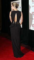 Emily Blunt arriving at The London Critics' Circle Film Awards  Sunday, 20th  January 2013. Photo by: Stephen Lock / i-Images