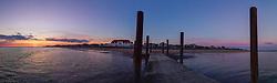 Solnedgang ved Hjerting