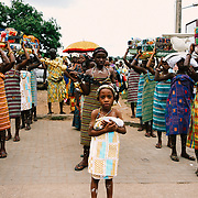 Women of the Volta Region by Antoinette Dumegah