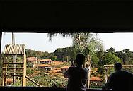 Andrea Matarazzo visita a aldeia Guarani da Barragem, em Parelheiros.
