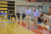 DESCRIZIONE : Coimbra Qualificazioni Europei 2013 Portogallo Italia<br /> GIOCATORE : Simone Pianigiani Luca Dalmonte<br /> CATEGORIA : ritratto curiosita<br /> SQUADRA : Italia<br /> EVENTO : Qualificazioni Europei 2013<br /> GARA : Portogallo Italia <br /> DATA : 30/08/2012 <br /> SPORT : Pallacanestro <br /> AUTORE : Agenzia Ciamillo-Castoria/GiulioCiamillo<br /> Galleria : Fip Nazionali 2012 <br /> Fotonotizia : Coimbra Qualificazioni Europei 2013 Italia Portogallo<br /> Predefinita :