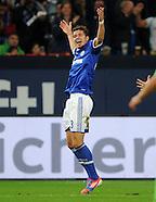Fussball Bundesliga 2012/13: FC Schalke 04 - VFL Wolfsburg