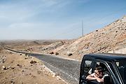 Cabo Verde, Boa Vista, travelin in the island