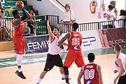 DESCRIZIONE : Porto Sant Elpidio Trofeo della Calzatura Acea Virtus Roma Vs Pesaro<br /> GIOCATORE : johnson linton<br /> CATEGORIA : controcampo tiro tre punti<br /> SQUADRA : Acea Virtus Roma - Pesaro<br /> EVENTO : Trofeo della Calzatura 2014<br /> GARA : Acea Virtus Roma Pesaro<br /> DATA : 28/09/2014<br /> SPORT : Pallacanestro<br /> AUTORE : Agenzia Ciamillo-Castoria/M.Greco<br /> Galleria : Lega Basket A 2014-2015<br /> Fotonotizia : Porto Sant Elpidio Trofeo della Calzatura Acea Virtus Roma  Vs Pesaro<br /> Predefinita :