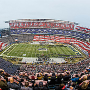 December 08, 2012:  A general view of the field during the opening ceremony  for the 113 edition of the Army-Navy game at Lincoln Financial Field in Philadelphia, PA.  (Credit Image: © Kostas Lymperopoulos/Cal Sport Media)