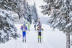 19.01.2019, Loipe Obertilliach, AUT, 45. Dolomitenlauf, Classicrace, im Bild Feature // during the 45th Dolomitenlauf Classicrace at Obertilliach, Austria on 2019/01/19, EXPA Pictures © 2019 PhotoCredit: EXPA/ Dominik Angerer