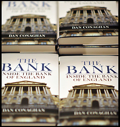 The launch of the book The Bank by Dan Conaghan, Monday March 12, 2012 . Photo By Andrew Parsons/ i-Images