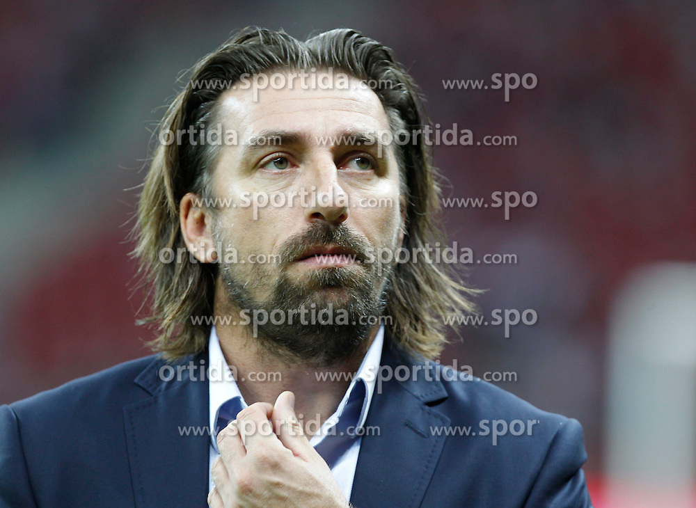14.10.2014, Nationalstadium, Warsaw, POL, UEFA Euro Qualifikation, Polen vs Schottland, Gruppe D, im Bild TOMASZ IWAN // during the UEFA EURO 2016 Qualifier group D match between Poland and Scotland at the Nationalstadium in Warsaw, Poland on 2014/10/14. EXPA Pictures &copy; 2014, PhotoCredit: EXPA/ Newspix/ Michal Chwieduk<br /> <br /> *****ATTENTION - for AUT, SLO, CRO, SRB, BIH, MAZ, TUR, SUI, SWE only*****