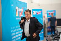 DEU, Deutschland, Germany, Berlin, 31.05.2018: Stephan Brandner (AfD) nach einer Pressekonferenz der Partei Alternative für Deutschland (AfD) im AfD-Fraktionssitzungssaal im Deutschen Bundestag.