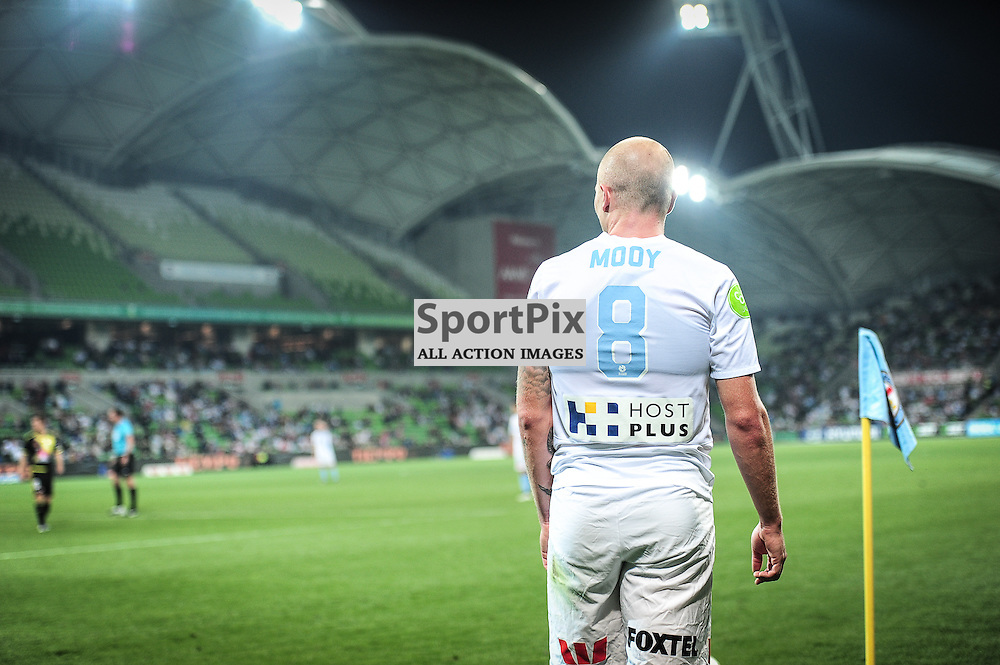 Aaron Mooy of Melbourne City, Hyundai A-League, January 25th 2016, RD16 match between Melbourne City FC v Wellington Phoenix FC in a 3:01 win to City  at Aami Park,  Melbourne, Australia. © Mark Avellino | SportPix.org.uk