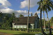 Church, Hanalei, Kauai<br />