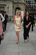 TESS DALY, Royal  Academy of  Arts summer exhibition opening night. Royal academy. Piccadilly. London. 6 June 2007.  -DO NOT ARCHIVE-© Copyright Photograph by Dafydd Jones. 248 Clapham Rd. London SW9 0PZ. Tel 0207 820 0771. www.dafjones.com.
