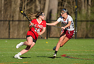 SPS girls Lacrosse v Groton 27Apr16