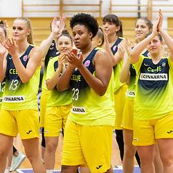 20181213: SLO, Basketball - Eurocup Women 2018/19, 6. krog, ZKK Cinkarna Celje vs MBK Ruzomberok