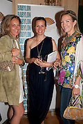 TINA CUTLER; JANE GOTSCHALK; JORI WHITE , Imogen Edwards-Jones - book launch party for ' Hospital Confidential' Mandarin Oriental Hyde Park, 66 Knightsbridge, London, 11 May 2011. <br />  <br /> -DO NOT ARCHIVE-© Copyright Photograph by Dafydd Jones. 248 Clapham Rd. London SW9 0PZ. Tel 0207 820 0771. www.dafjones.com.