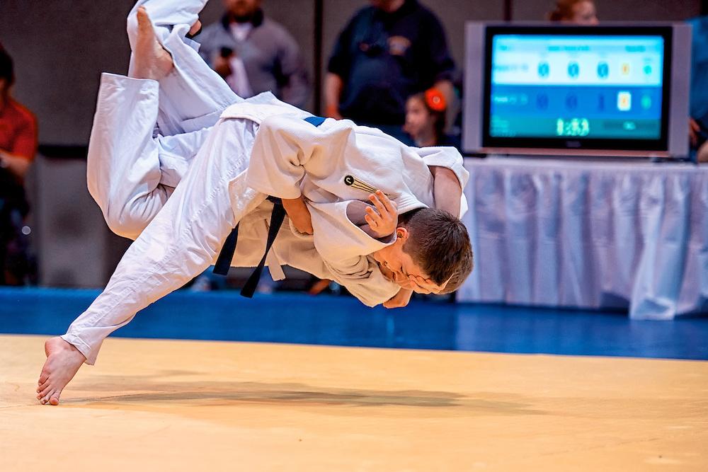 USOC Judo Team competitor.