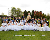 Cushinstown Communion 2016
